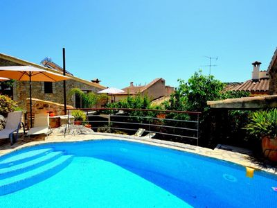 Photo for Casa con vista mediterránea 3359167 - House for 8 people in Mancor de la Vall