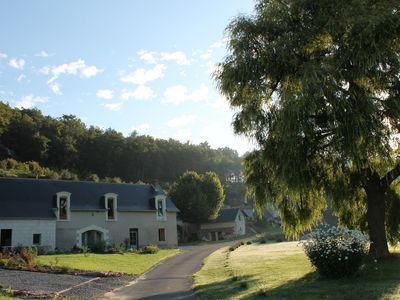 Photo for Gîte 3 pers., 6km Loire, between Angers and Saumur, handicap accessibility, Quiet.