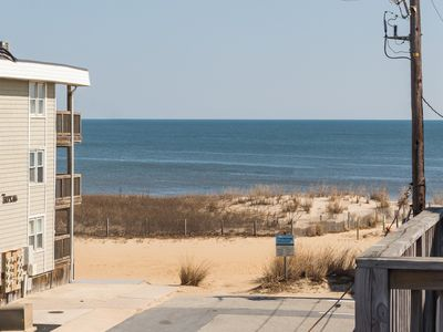 Photo for Modern condo w/ fantastic location - only moments from beach, shopping, dining!