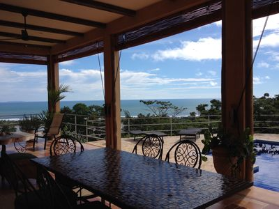 Photo for Luxury Oceanview Hilltop Paradise w/ Private Pool, 5 Bedrooms!