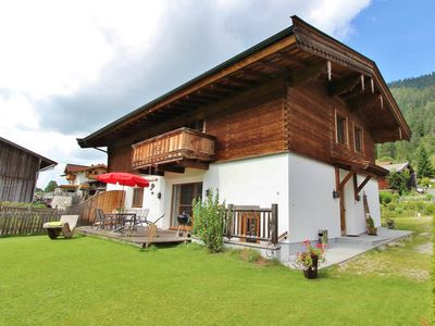 Photo for Holiday home just outside Leogang, near the skiing area.