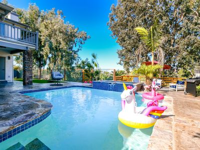 Photo for ✈Fully Remodeled Mansion ♨Heated Pool/Jacuzzie☀