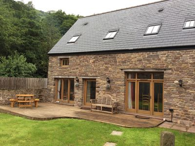 Photo for 5* WTB beautifully converted, light and bright Stone Barn set on a working farm