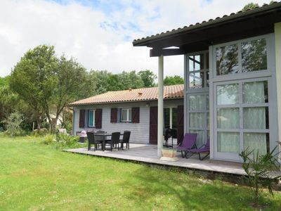 Photo for Vacation home Le Chateau d'Eau (NSM130) in Naujac sur Mer - 7 persons, 3 bedrooms