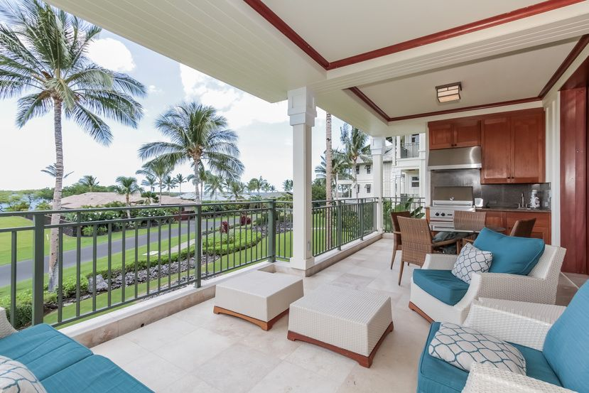 Ocean View Condo at the Waikoloa Beach Resort with Complex Infinity ...