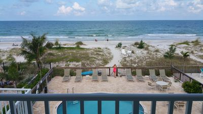 Photo for Unit 5- Beautiful 3rd floor oceanfront condo