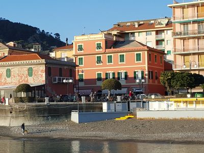 Photo for 1BR Apartment Vacation Rental in Chiavari, Liguria