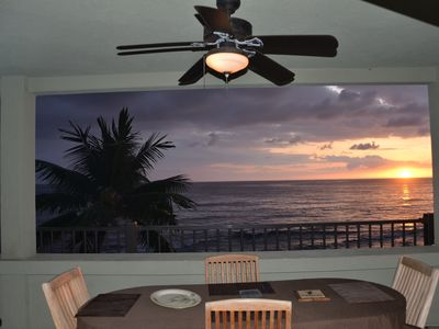 Photo for 306-AirCon. Upgraded Corner Unit w/Expansive Ocean Views and Extra Large Lanai.