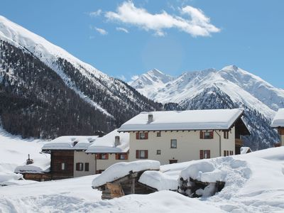 Photo for Apartment in Baita just a few steps away from the ski lifts