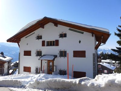 Photo for Apartment Les Aiguilles Vertes in Crans-Montana - 4 persons, 2 bedrooms