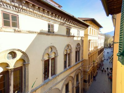 Photo for Cozy and bright apartment in Lucca
