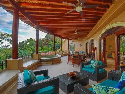 Photo for Private jungle home.  Up to 50% off remaining 2020!
