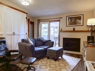 Photo for Near Ski Area, Updated Condo w/Mtn View Balcony, Hot Tub, Pool, Volleyball & Tennis - Just Listed!