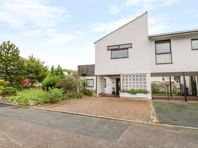 Photo for BOATHOUSE, pet friendly, with a garden in Deganwy, Ref 922192