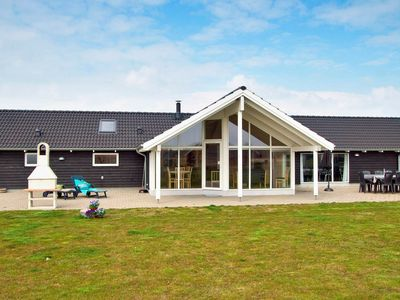 Photo for Warm Holiday Home with Swimming Pool in Vaeggerlose