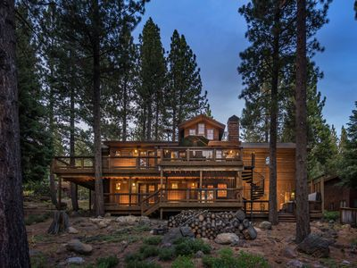 Photo for Luxury Tahoe City Home, Hot Tub, Pool Table