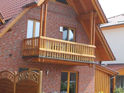 Photo for Suite Dirka (11 OL) with balcony and evening sun (SO) - Usedom Suites BG Strandblick 11 *** - 100 m to