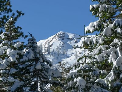 ALPINE MEADOWS/SQUAW VALLEY SKI HOUSE - GREAT VIEWS & CLOSE TO RESORT BASE!