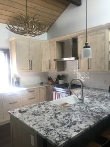 Brand new kitchen renovation with everything you need