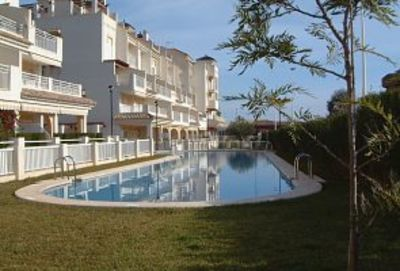 Photo for 3 Bedroom Apartment with communal pool.  Ideal location.