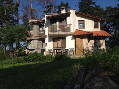 Photo for Charming mount family house,lovely nature views,wakes,rivers,SPA,luxary transfer