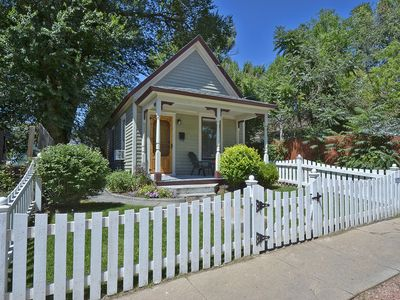 Photo for Downtown Charming Mini-Victorian w/ Garage