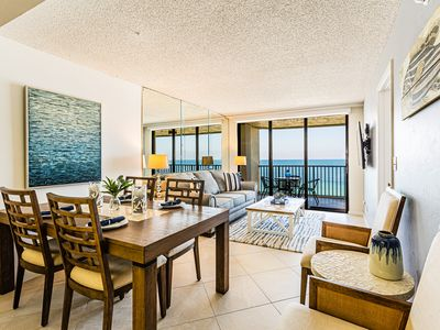 Photo for 🦀 Newly Refurnished, Sea Winds Beachfront, Ocean View, 2 Bedrooms