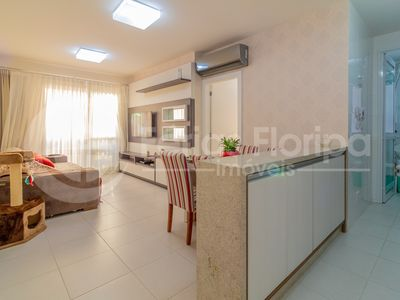 Photo for Pamplona Beach 50 meters from the beach 2 bedrooms with air