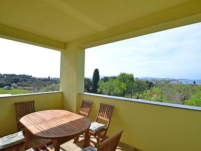 Photo for Apartment Antonio in Zadar/Sukošan - 4 persons, 2 bedrooms