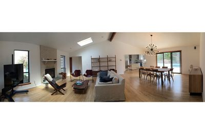 Living/Dining space Panorama view