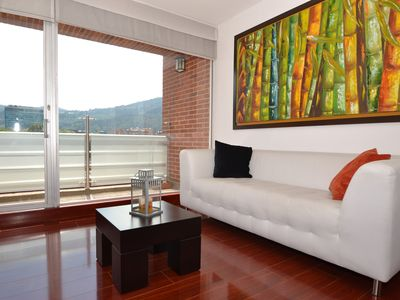 Photo for URSULA C - 2 Br. Executive Apartment with balcony with mountain views
