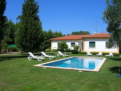 Photo for 5 bedroom Villa, sleeps 10 in Fagulhos with Pool, Air Con and WiFi