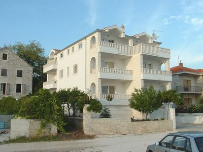 Photo for 1BR Apartment Vacation Rental in Seget Donji, Trogir riviera