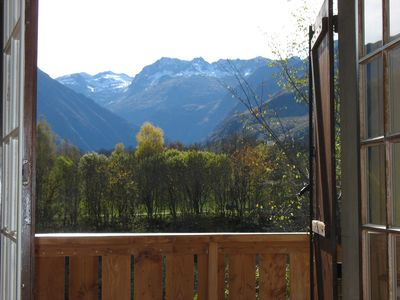 Photo for Chalet Pyrenean 12 pers 200 m2 near Peyragudes and hiking trails GR10