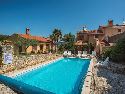 Photo for Holiday house Rakalj for 1 - 8 persons with 3 bedrooms - Villa