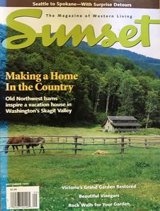 Photo for Sunset Magazine Country Living