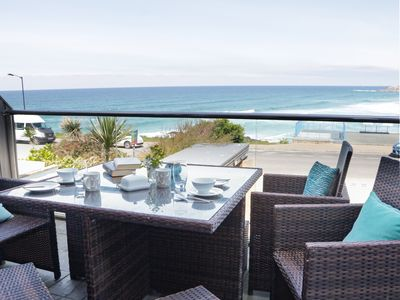 Photo for Apartment 3 Fistral Beach, NEWQUAY