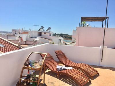 Photo for Alvor Terrace Villa.