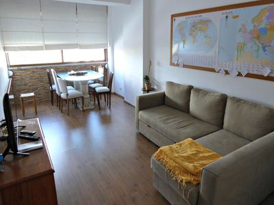 Photo for Apartment with 2 bedrooms in the Infantado in Loures