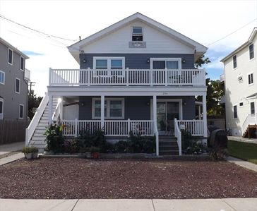 Photo for Located close to town, shops and stores and just 4 blocks from the beach and boardwalk
