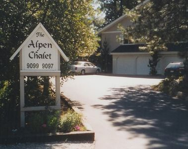 Photo for The Alpen Chalet on Icicle Road, a Quality Leavenworth Getaway