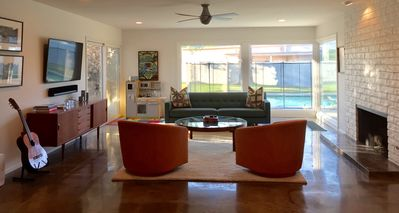 Photo for Private Family Friendly Mid Century Home in Bermuda Dunes CC