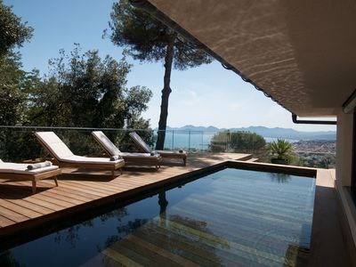 Photo for Villa Cannes Californie