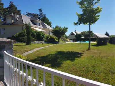 Photo for Beautiful villa with private heated pool Dordogne Valley
