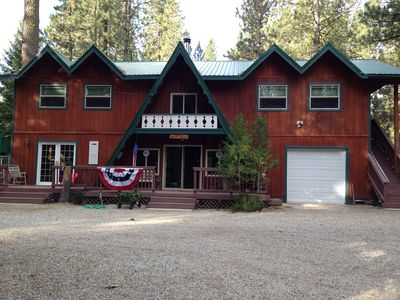 Photo for Family & Pet Friendly Outdoor Lovers Paradise (6 blocks from Mill Pond)