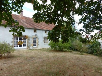 Photo for Gite Malicorne-sur-Sarthe, 4 bedrooms, 6 persons