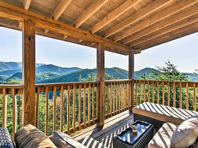 Photo for 'A Grand View' 5BR Pigeon Forge Cabin w/ Hot Tub!