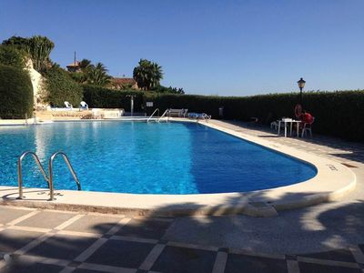 Photo for Breathtaking panoramic views, 8 mins from Moraira and beautiful sandy beach
