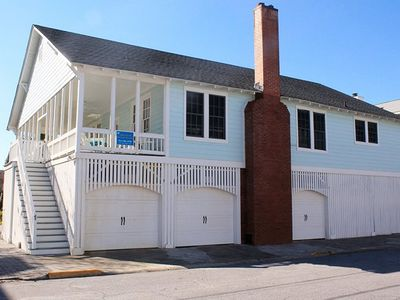 Photo for One House From The Beach - Classic Tybee Cottage