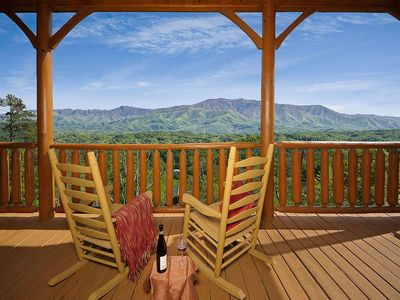 Picture yourself sitting here with a beverage of your choice